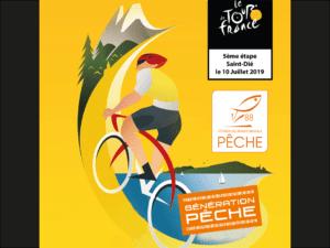 Génération Pêche au Tour de France 2019